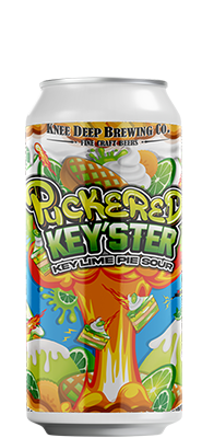 PUCKERED KEYSTER